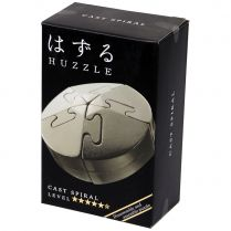 Металлическая головоломка Huzzle Cast Spiral