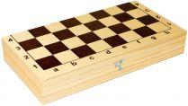 Шахматы пластмассовые в доске