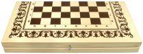 Игра 3 в 1 нарды, шашки, карты (400x200x55)