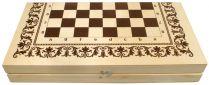 Игра 4 в 1 нарды, шашки, лото, карты (400x200x55)
