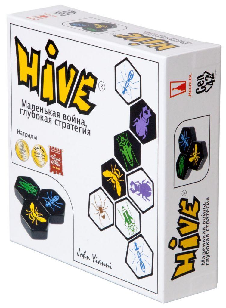 Купить Настольная игра «Улей» («HIVE»), Настольная игра Magellan