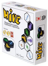 Настольная игра «Улей» («HIVE»)