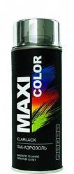 Лак Maxi Color Матовый
