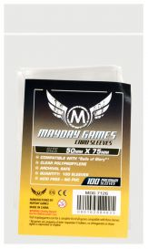 Протекторы Mayday (100 шт., 50x75 мм): стандарт прозрачные
