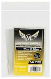 Протекторы Mayday (50 шт., 41x63 мм): премиум прозрачные