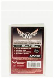 Протекторы Mayday (50 шт., 43x65 мм): премиум прозрачные