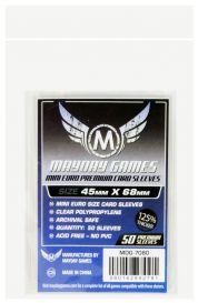Протекторы Mayday (50 шт., 45x68 мм): премиум прозрачные