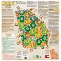 Catan Geographies: Georgia (6 pack)