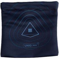 Мешочек Uniqbag 15 MagneticWave (150х150 мм, черный)