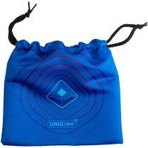 Мешочек Uniqbag 20 StringWave (200х200 мм, синий)