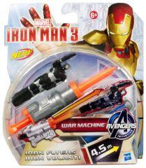 Железный Человек 3. Летающая фигурка: War Machine