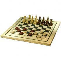 Набор классических игр: Шахматы и шашки
