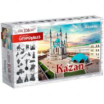 Wooden Citypuzzles Kazan