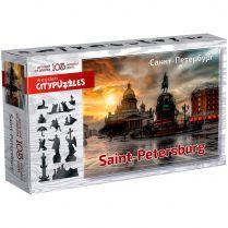 Wooden Citypuzzles Saint-Petersburg