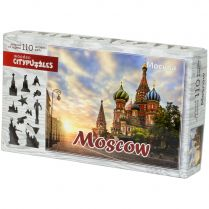 Пазл Wooden Citypuzzles Moscow