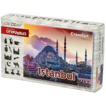 Пазл Wooden Citypuzzles: Стамбул