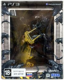 Видеоигра Aliens: Colonal Marines. Коллекционное издание (PS3, русская версия)