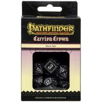 Набор кубиков Pathfinder, 7шт., Carrion Crown