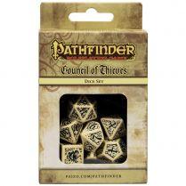 Набор кубиков Pathfinder, 7шт., Council of Thieves