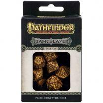 Набор кубиков Pathfinder, 7шт., Giantslayer