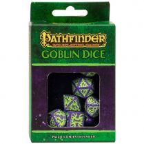 Набор кубиков Pathfinder, 7шт., Goblin Dice