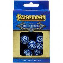 Набор кубиков Pathfinder, 7шт., Hell's Rebels