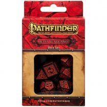 Набор кубиков Pathfinder, 7 шт., Hell's Vengeance