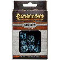 Набор кубиков Pathfinder, 7шт., Iron Gods