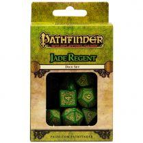 Набор кубиков Pathfinder, 7шт., Jade Regent