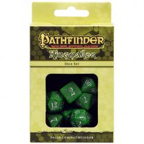 Набор кубиков Pathfinder, 7шт., Kingmaker