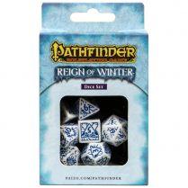 Набор кубиков Pathfinder, 7шт., Reign of Winter