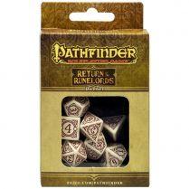 Набор кубиков Pathfinder, 7шт., Return of the Runelords