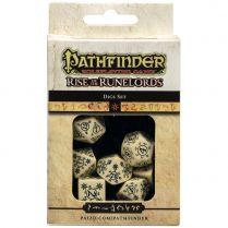 Набор кубиков Pathfinder, 7шт., Rise of the Runelords