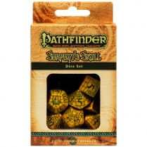 Набор кубиков Pathfinder, 7шт., Serpent's Skull