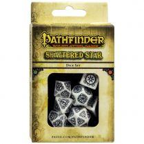 Набор кубиков Pathfinder, 7шт., Shattered Star