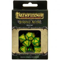 Набор кубиков Pathfinder, 7шт., Strange Aeons