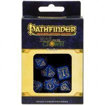 Набор кубиков Pathfinder, 7шт., War for the Crown