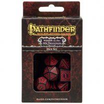 Набор кубиков Pathfinder, 7шт., Wrath of the Righteous