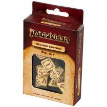 Набор кубиков Pathfinder, 7шт., Second Edition