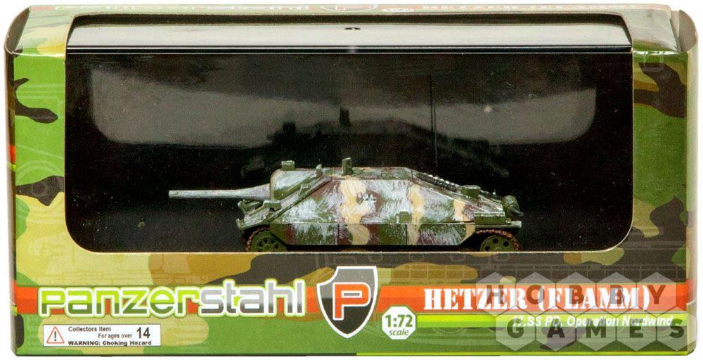 Hetzer (FLAMM) 17.SS PD. Operation Nordwind (88038)   Купить настольную игру в магазинах Hobby Games