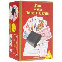 Набор игр Fun with Dice + Cards