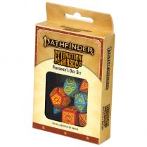 Набор кубиков Pathfinder Extinction Curse, 7 шт., Performer's Dice Set