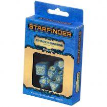 Набор кубиков Starfinder, 7 шт., Attack of the Swarm