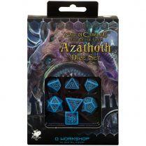 Набор кубиков Call of Cthulhu, 7 шт., The Outer Gods Azathoth