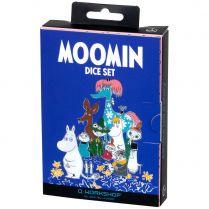 Набор кубиков Moomin, 9 шт.
