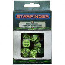 Набор кубиков Starfinder, 7 шт., Against the Aeon Throne