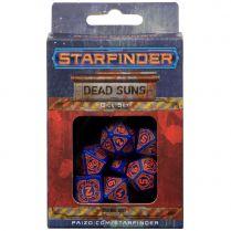 Набор кубиков Starfinder, 7 шт., Dead Suns