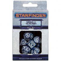 Набор кубиков Starfinder, 7 шт., Signal of Screams