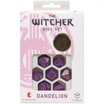 Набор кубиков The Witcher Dice Set: Dandelion – Viscount de Lettenhove, 7 шт.