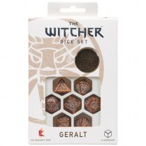 Набор кубиков The Witcher Dice Set: Geralt  – The Monster Slayer, 7 шт.